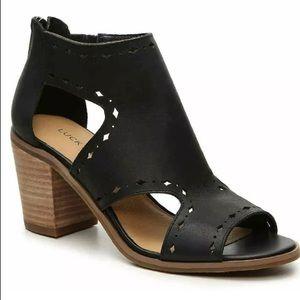 NWOT Lucky Brand leather Kaikah sandal